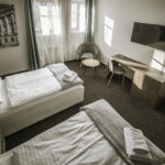 photo 03 / Deluxe Twin Room / Hotel GRUNT Kosmonosy
